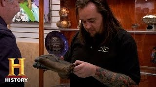 Pawn Stars: Babe Ruth Signature Collection Mitt | History