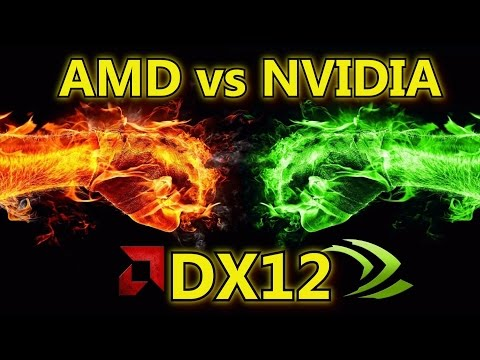 DirectX 12 Analysis & Benchmarks - AMD Knocks Nvidia Out In The First Round?