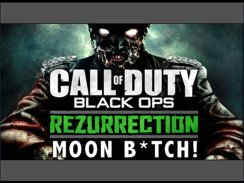 Black OPS: Moon Zombies!