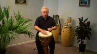 The Music Studio: Introduction To Hand Drumming