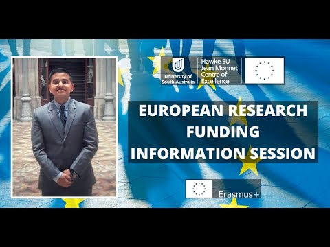 UniSA EU Funding Information Session