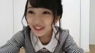 20161021 向井地 美音(AKB48 チームK)-SHOWROOM.