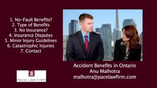 Toronto Personal Injury Lawyer | What Is No-Fault Insurance?