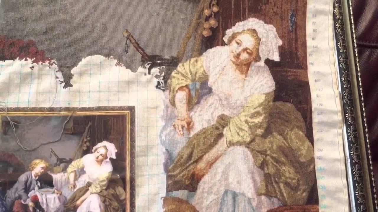 Схема для вышивки балованное дитя