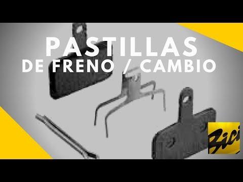 CÓMO CAMBIAR LAS PASTILLAS DE FRENO HIDRÁULICO DE LA BICICLETA