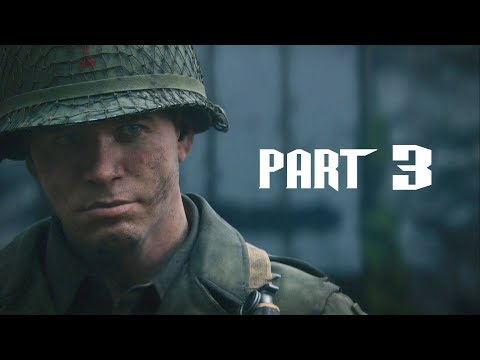 Call Of Duty: WWII - Gameplay Walkthrough - Part 3 - Collateral Damage