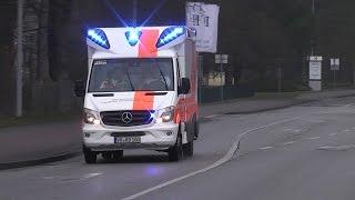 [Neufahrzeug/Horngruß] neuer RTW Rettung VR 88/83-01 RW Stralsund-West