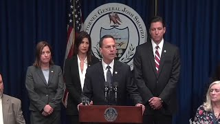 Pa. attorney general announces findings of grand jury report on Catholic Church sex abuse