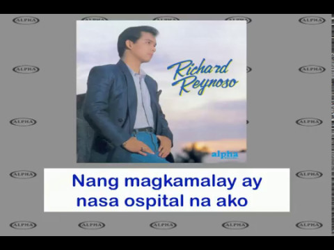 Ale (Nasa Langit Na Ba Ako?) By Richard Reynoso (With Lyrics)
