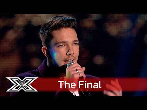 Matt Terry debuts When Christmas Comes Around | Final Result | The X Factor UK 2016