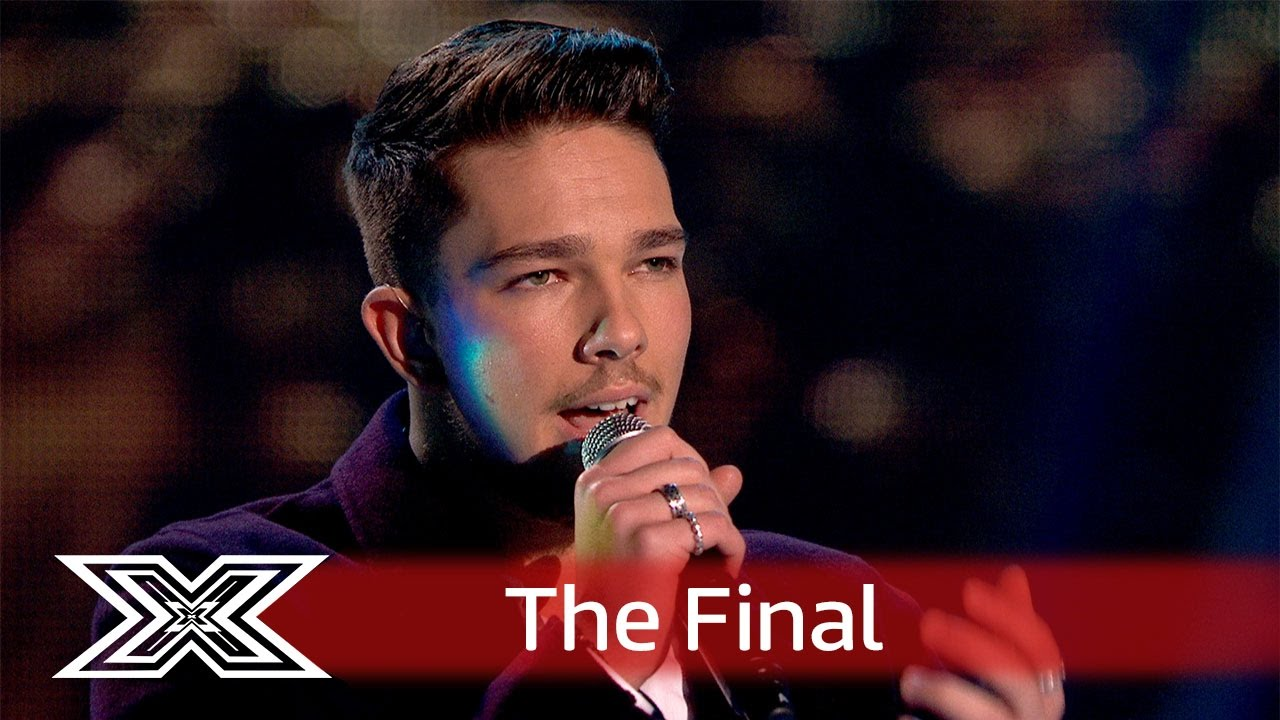 Matt Terry Debuts When Christmas Comes Around Final Result The X Factor Uk 2016 Youtube
