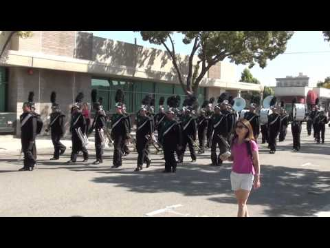 2015 Buena Park High School Marching Band