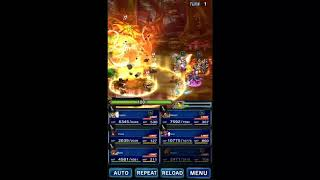 FFBE Limit Bursts - 5-star Red XIII (Cosmo Memory)
