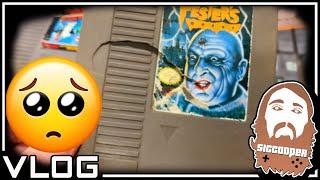 Destroyed NES Games :(   SicCooper