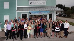 Fidelity National Title Ribbon Cutting - 2016 New Smyrna Beach