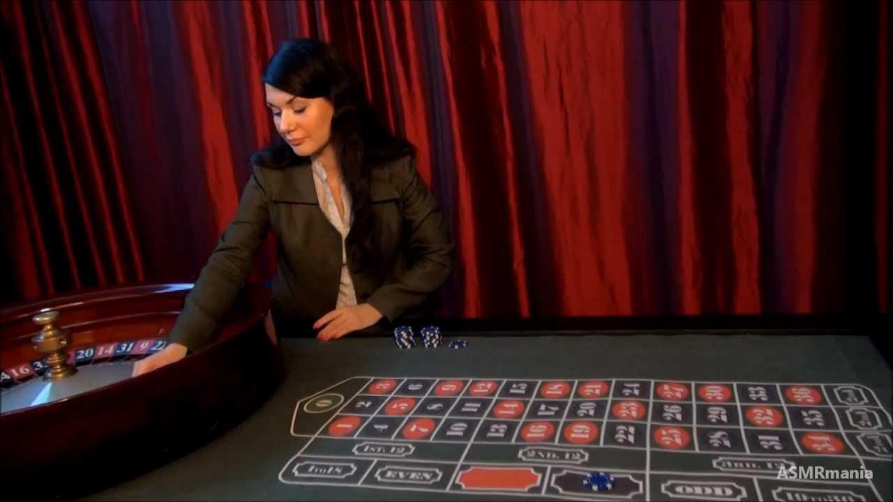 казино рулетка дилер
