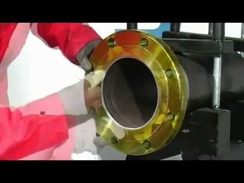 Quickflange - Flanges without welding.