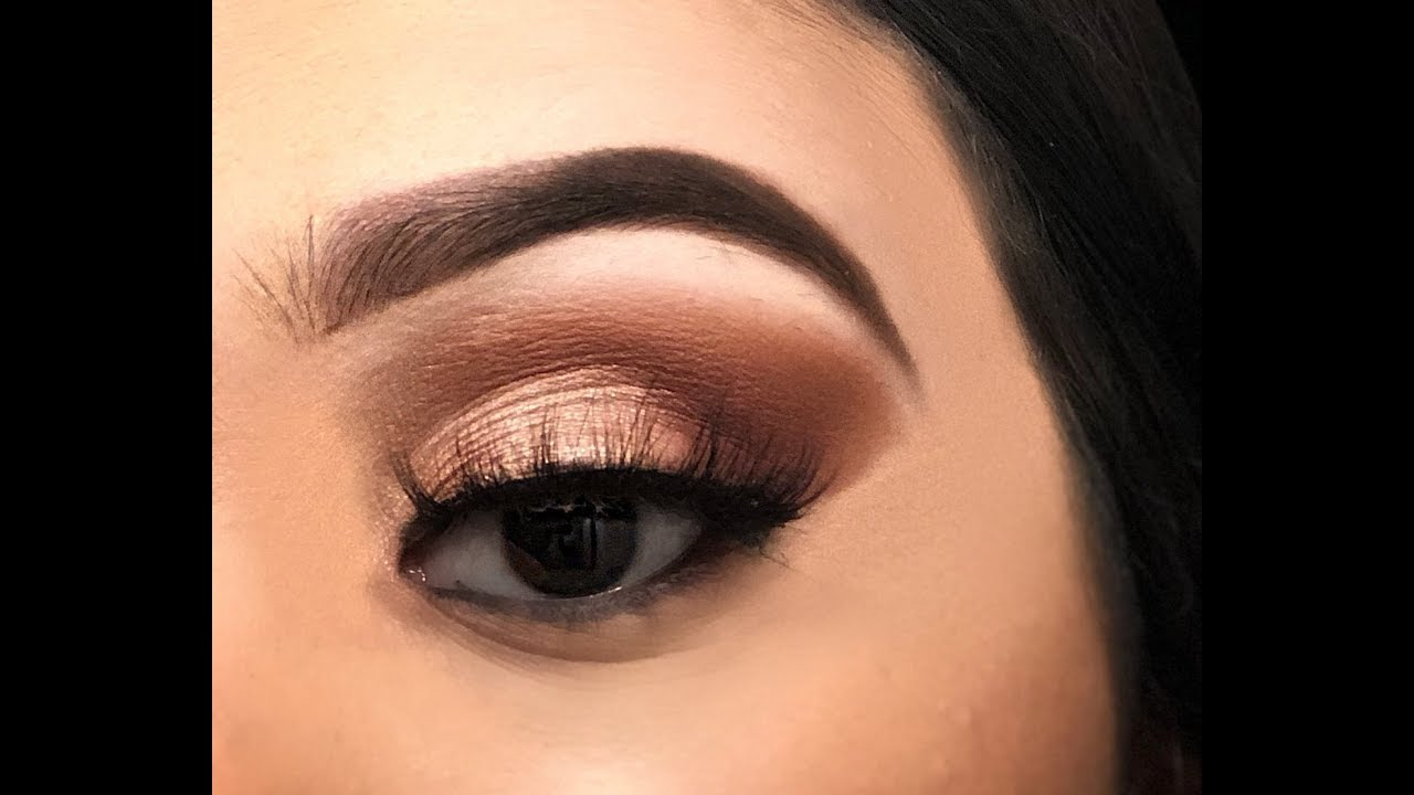 34 Makeup Tutorials For Small Eyes The Goddess - 1280×720