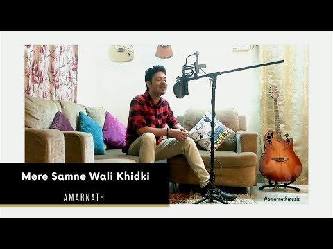mere-samne-wali-khidki-|-amarnath-|-unplugged-cover