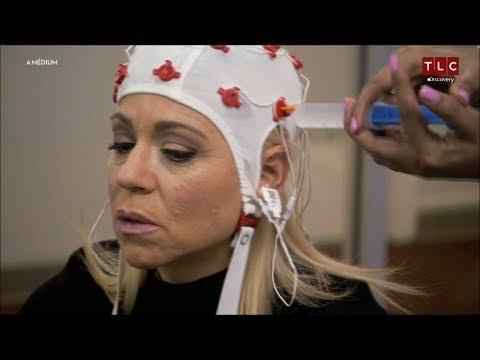 A Médium TLC Discovery - Theresa Caputo - Reality Show - Provas Cientificas E Os Céticos