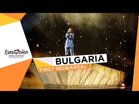 VICTORIA - Growing Up Is Getting Old - First Rehearsal - Bulgaria ?? - Eurovision 2021