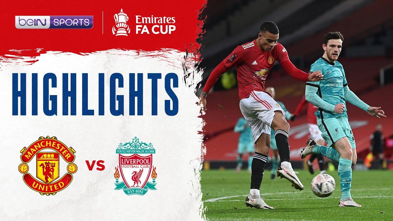 แมนฯ ยูไนเต็ด 3-2 ลิเวอร์พูล   เอฟเอ คัพ ไฮไลต์ FA Cup 20/21