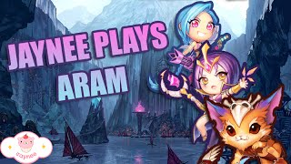 JAYNEE PLAYS ARAM