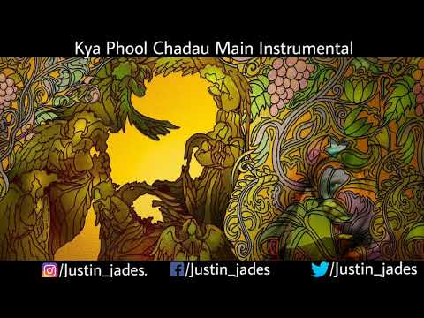 Kya Phool Chadau Main Instrumental  || Karaoke || Piano Cover