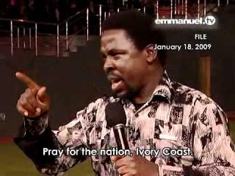 IVORY COAST PROPHECY_T.B.JOSHUA