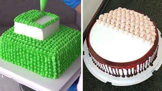 Perfect & Creative Cake Decorating Ideas for Birthday | Yummy Chocolate Cake Recipes | So Yummy