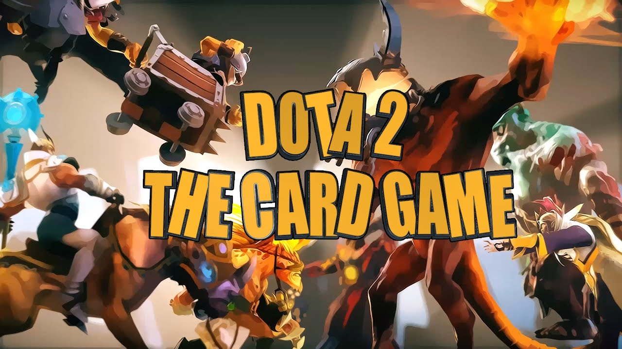 dota 2 the card game ti7 short film contest youtube