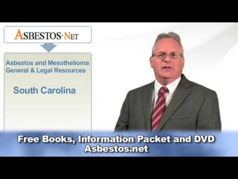 South Carolina Mesothelioma Legal Resources | Asbestos.net