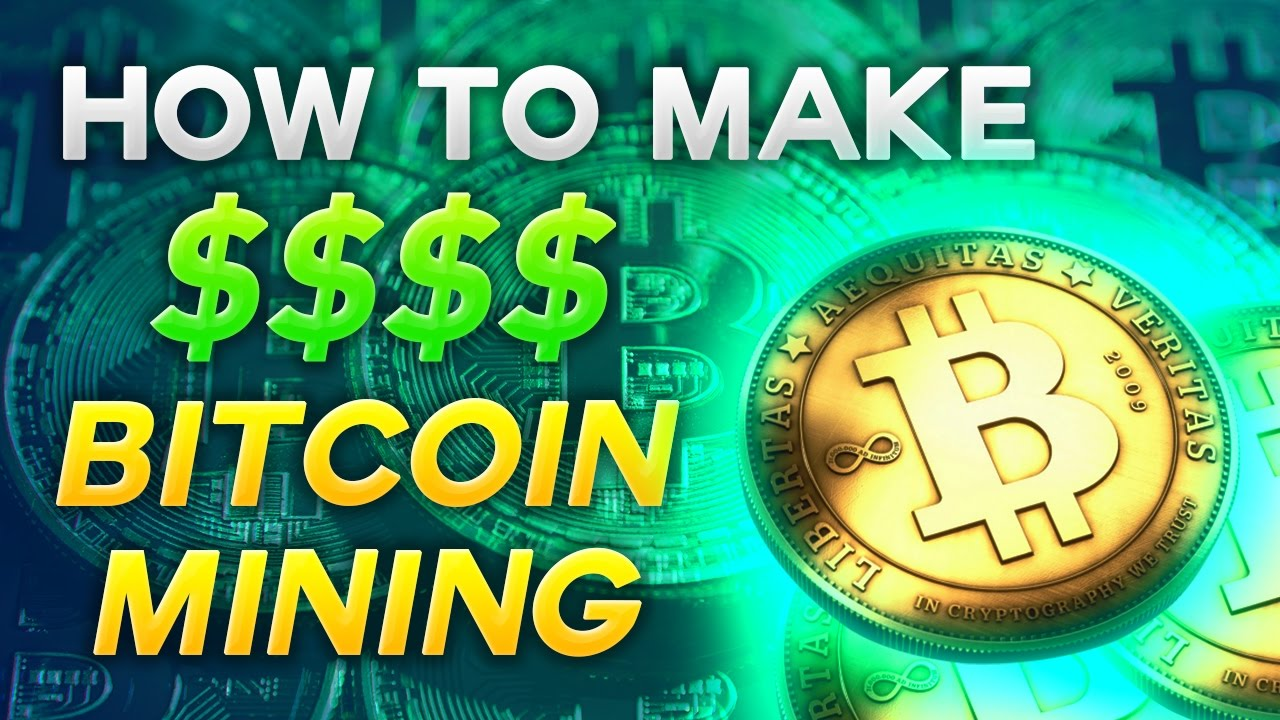 Bitcoin mining strategy for beginners 2017best bitcoin mining bot software tutorial