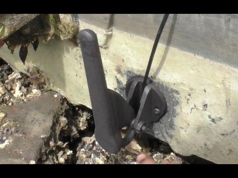 Installing a Raymarine Wi-Fish sonar