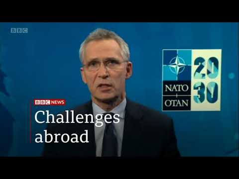 BBC One Minute World News 21st January 2021
