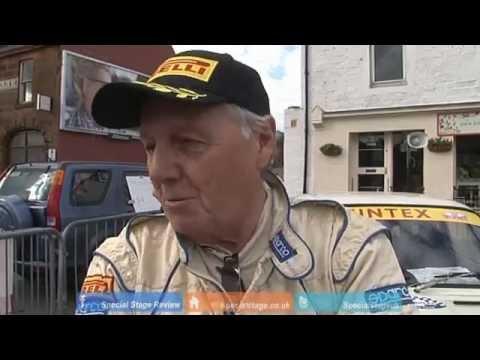 2014 Mintex British Historic Rally Championship Season Review