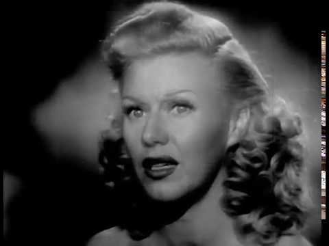 Heartbeat (1946) GINGER ROGERS