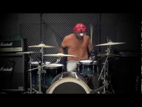 Israel Houghton - Again I Say Rejoice (Drum Cover)