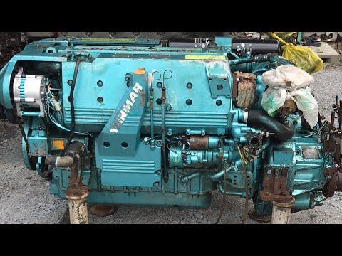Động cơ thuỷ Yanmar - Komatsu - Yamaha nhập khẩu Nhật | Marine diesel Engine Japan