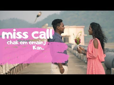 New Santhali Promo Song || Miss Call Chak Em Emainj Kan || The Super Santhal ||