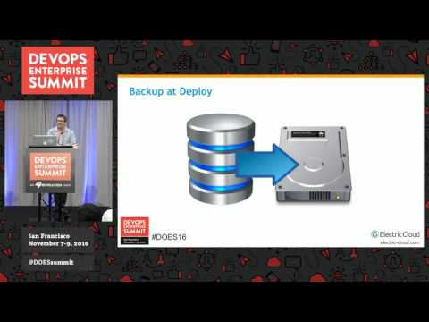 DOES16 San Francisco - CD for DBs: Database Deployment Strategies