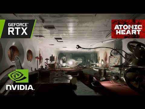 Atomic Heart: Official GeForce RTX Video
