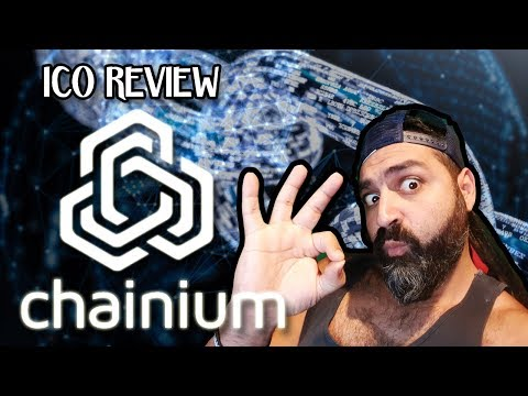 CHAINIUM ICO Review | The New Equity Blockchain | Spreadsheet Access