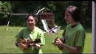 Ukulele Guacamole LIVE