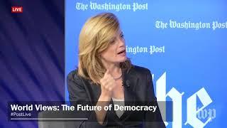 Brazilian Ambassador Sergio Silva Do Amaral talks democracy in Latin America