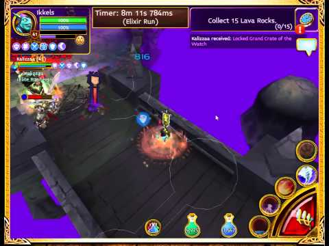 Arcane Legends - Planar Tombs, Level 3