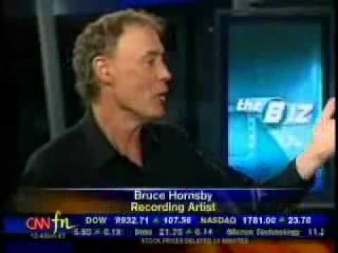 Bruce Hornsby - CNN interview 2004.
