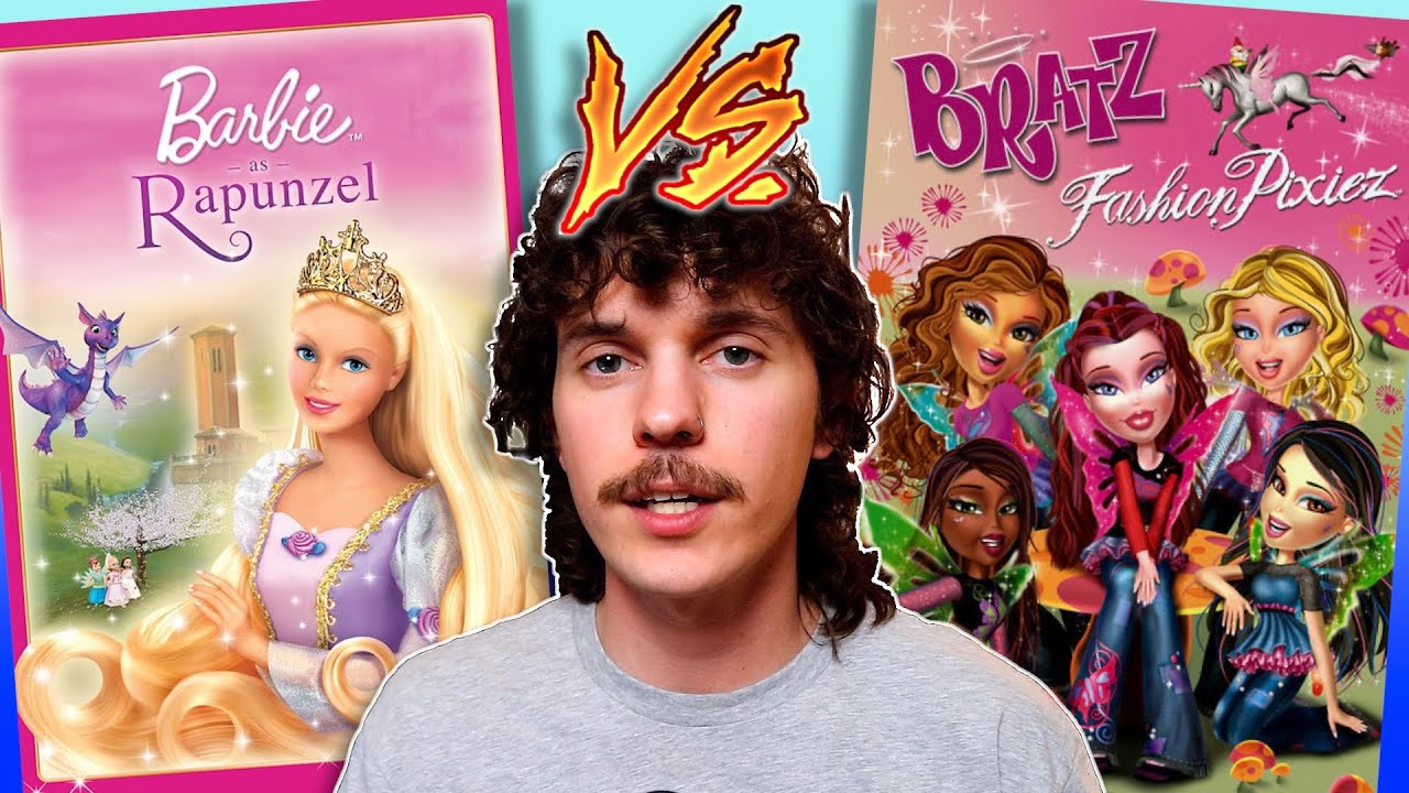 Barbie vs. Bratz