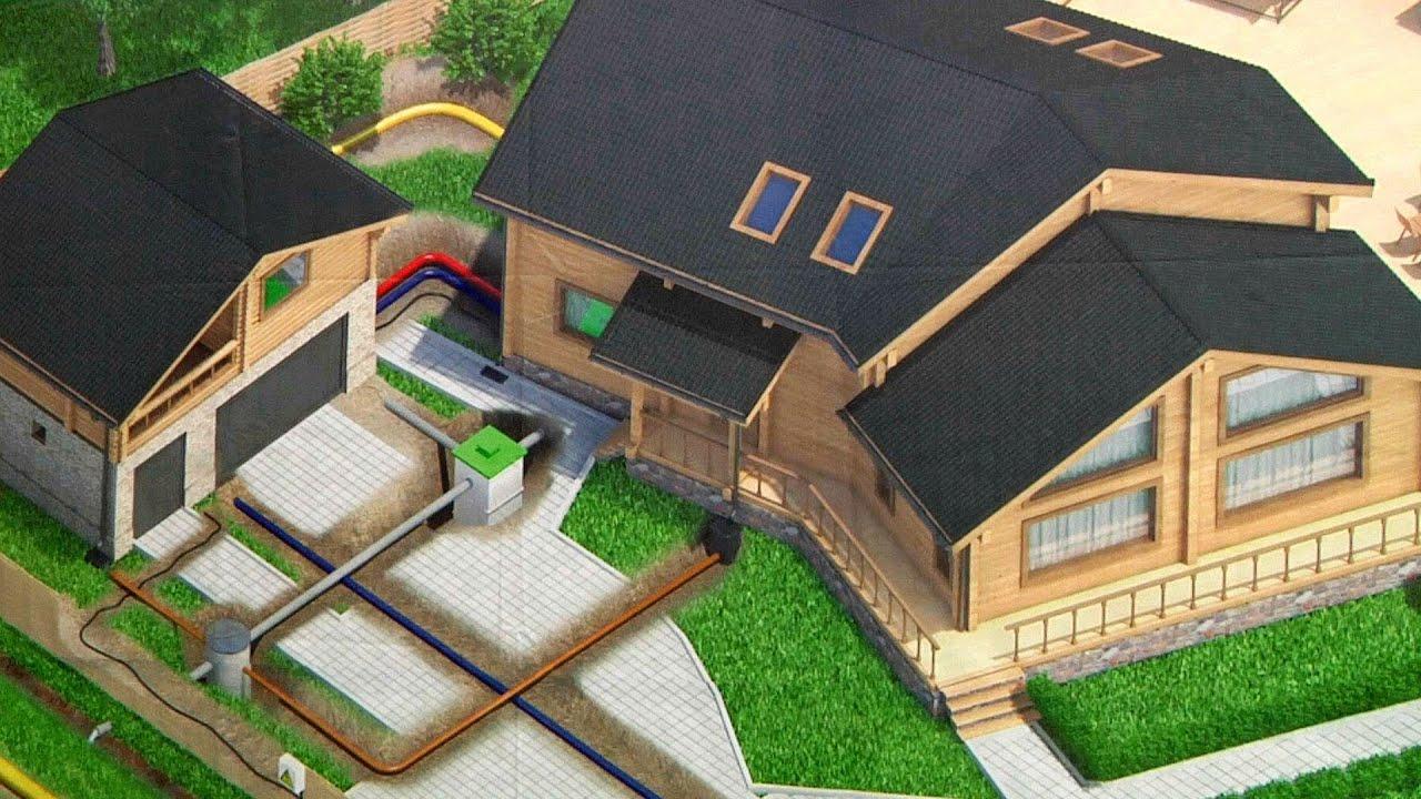 этих Земельные участки с коммуникациями для строительства дома пределами города