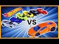 LAMBORGHINI AVENTADOR vs 6 SUPERCAR EXOTICS !!!